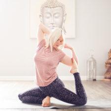 Natalie Day strala yoga in Billericay